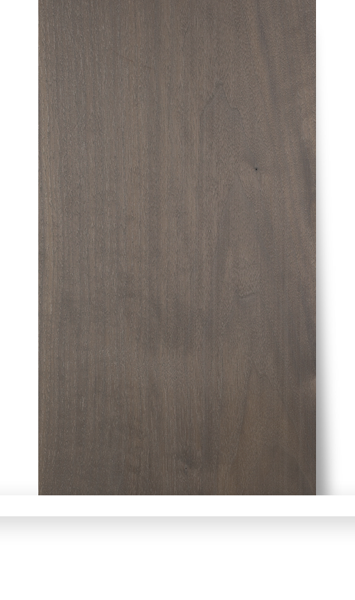 Ebonyandco - American Walnut - Dusty Bronze Hardwax