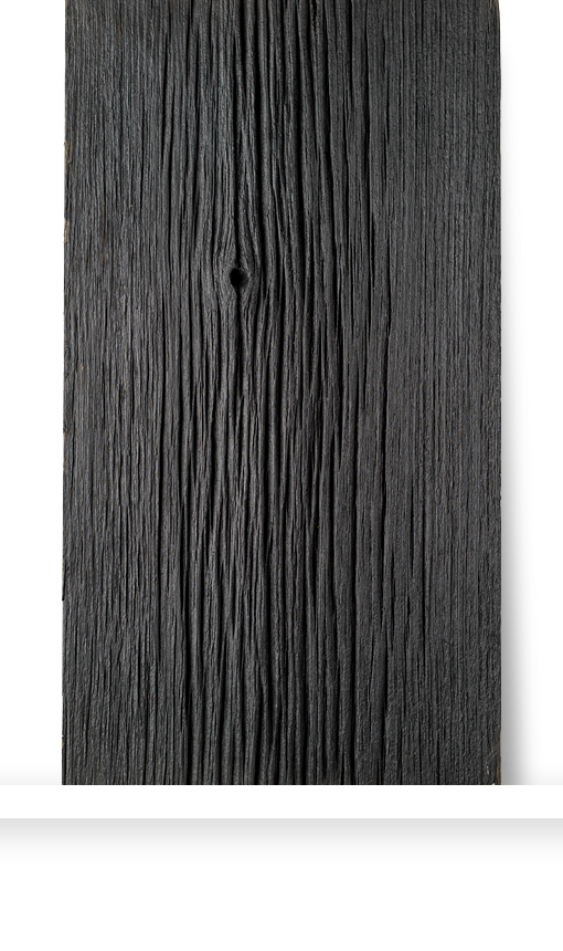 Ebonyandco - Antique American Barnwood - Charcoal Aqua
