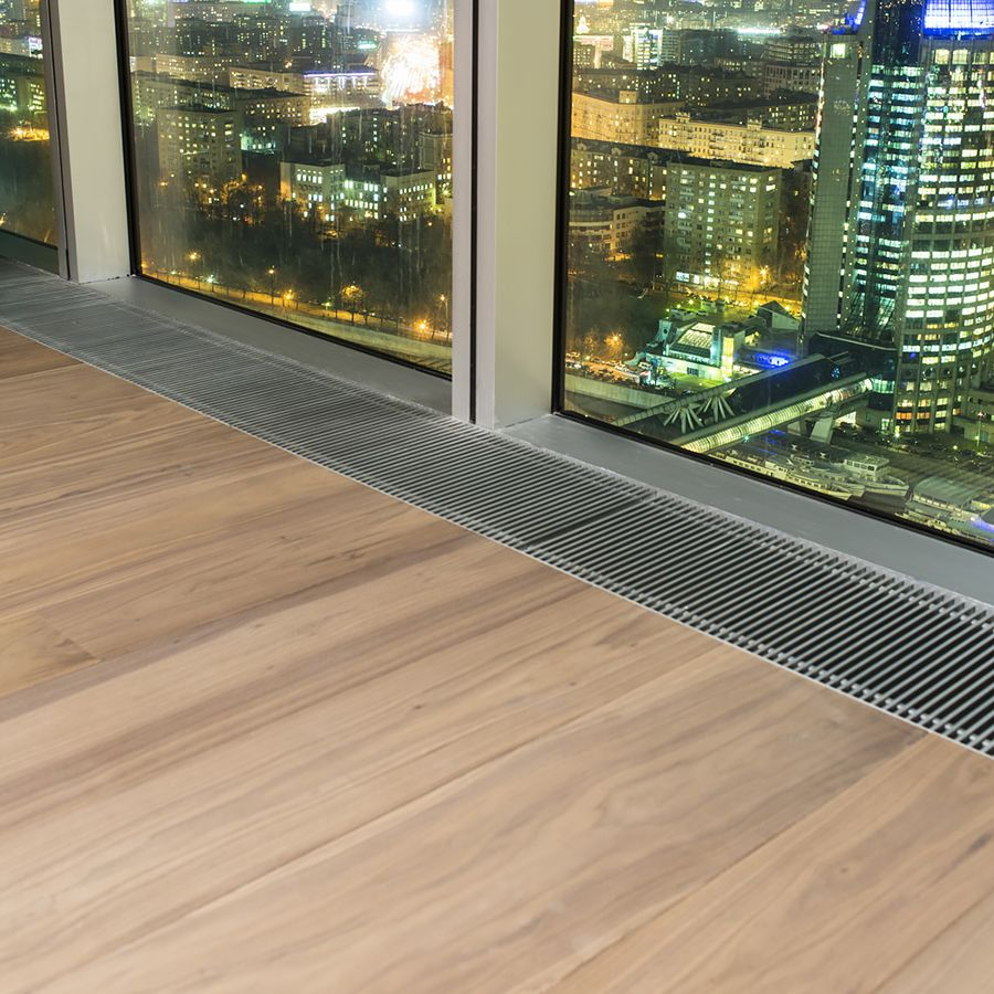 Ebony and CO project Skyhigh Office American Walnut Clear Grade