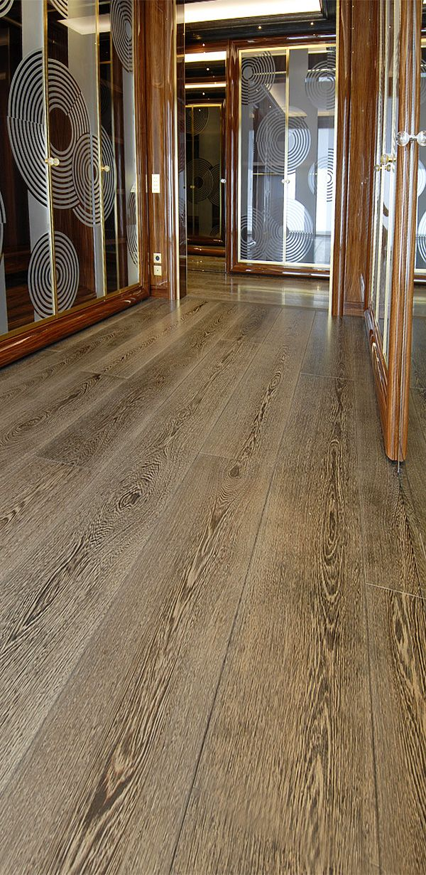 Ebony and Co Project - Tour Odéon - Handcrafted Hardwood Floors