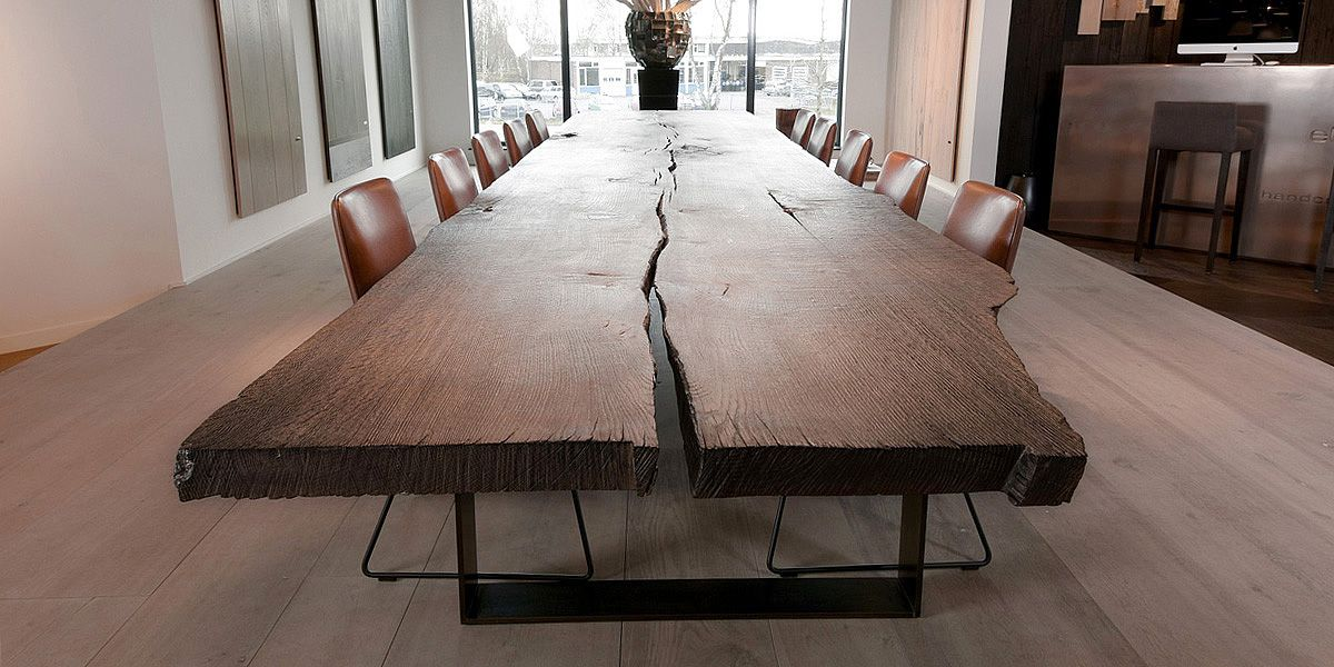 Product Log Dining Table