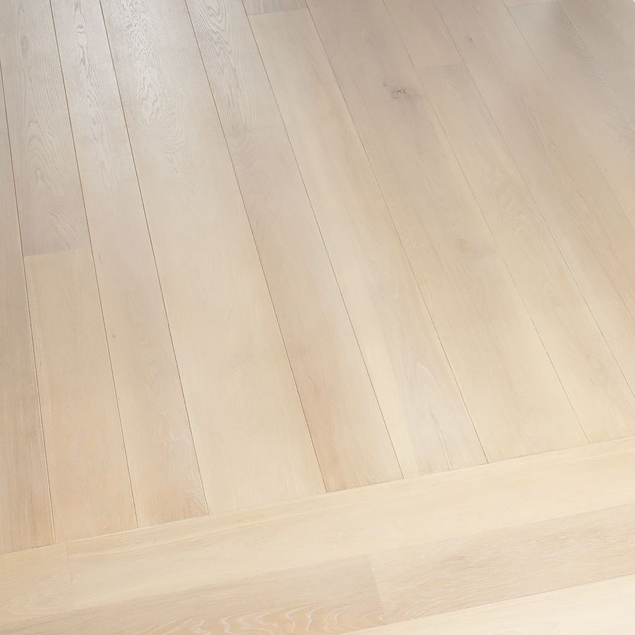 Ebony and Co Project - American White Oak - Handcrafted Hardwood Floors