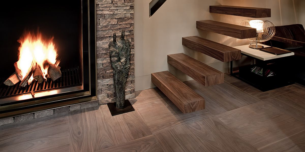 Ebony and Co project Wolterinck Laren Solid American Walnut wooden floor