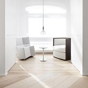 American White Ash Select, White Ash Laminate Flooring